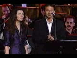 George Dalaras &amp Emma Shapplin Spente le Stelle mpeg2video