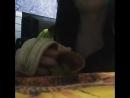 Элайза и банан