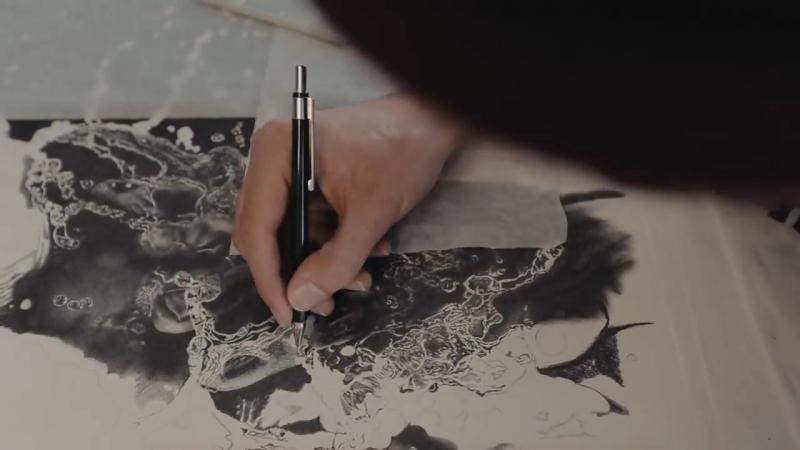 Jono Dry pencil drawing Mask