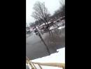 """Канал """"Голубой Дунай"""" бушует в Бийске 26.03.18 2"""
