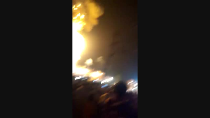 The Indian Express - VIDEO: Over 50 feared dead as train mows down Dussehra revellers near Amritsar.