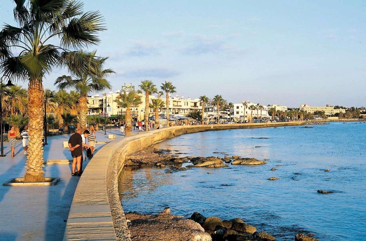 Кипр, Пафос на 5 дней за 12986 руб. с человека!