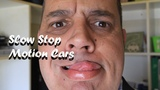 Slow Stop Motion Cars 2018
