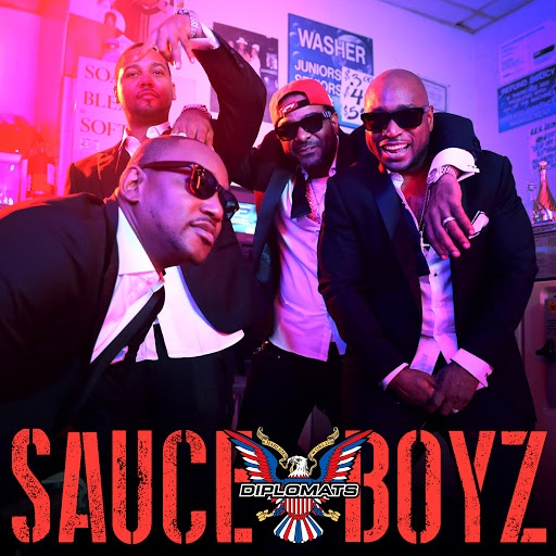 The Diplomats альбом Sauce Boyz