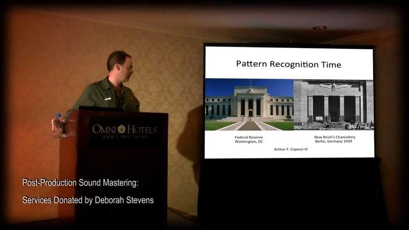 Art Capozzi - Pattern Recognition Time - New Haven, CT