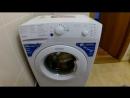 Стиральная машниа Indesit BWSB 50851 Ремонт стиральных машин в Оренбурге