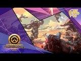 OVERWATCH от Blizzard. СТРИМ! Празднование второй годовщины игры вместе с JetPOD90, часть №3.