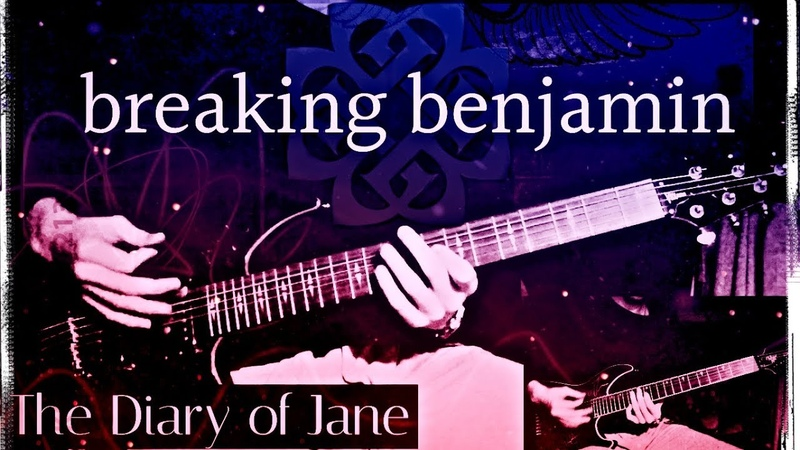 Breaking Benjamin - The Diary Of Jane | Ivan Diezel (Guitar Cover)