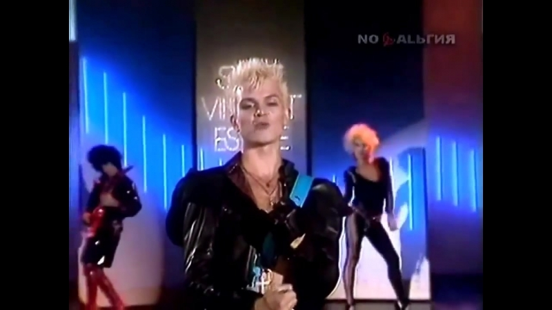Billy Idol - Eyes Without A Face (1984)