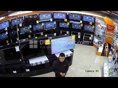 Кража Консоли Xbox ONE X ДНС Ярославль 29 09 18