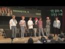 VK 180512 MONSTA X fancam @ Incheon fansign