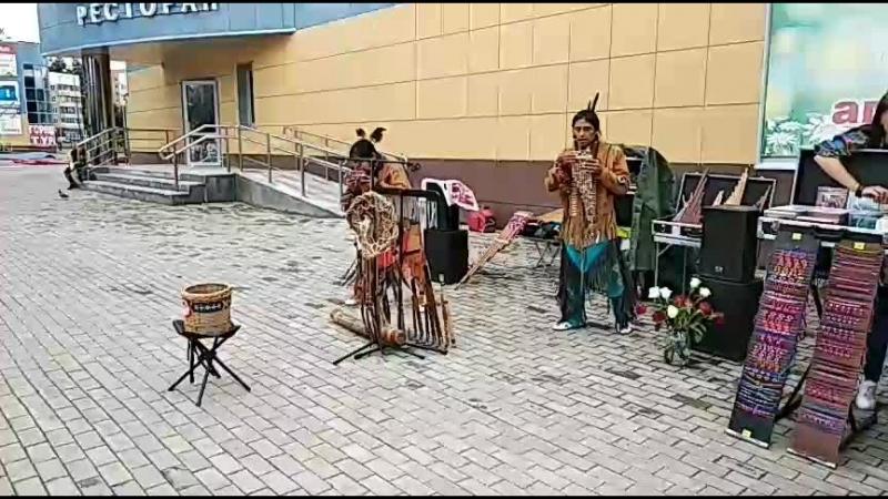 Гости из Эквадора в Заречном 2