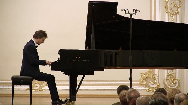 Chopin: Ballade No.1, Op.23. Alexander Lubyantsev