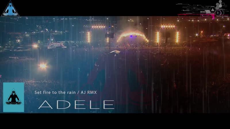 Adele vs Modern Talking - Set Fire To The Rain Video Remix