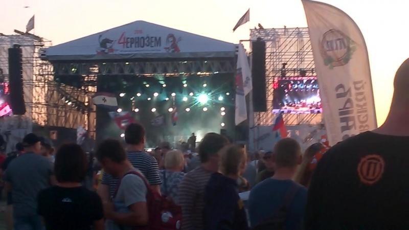 рок-фест Чернозём-2018/1 день-LUMEN