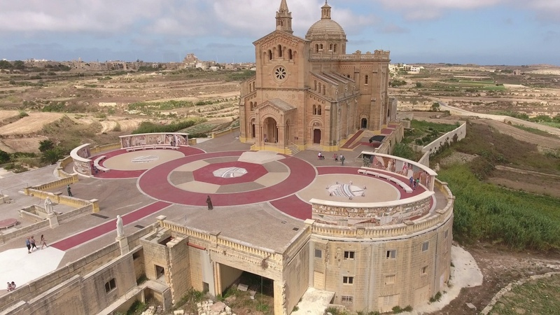 Gozo Island of Sunshine and Beauty (Part 1 in 4K)