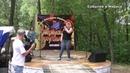 Свободный микрофон на фестивале Обермунжский треугольник 2018