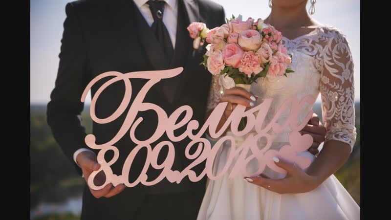 Клип свадьбы VD