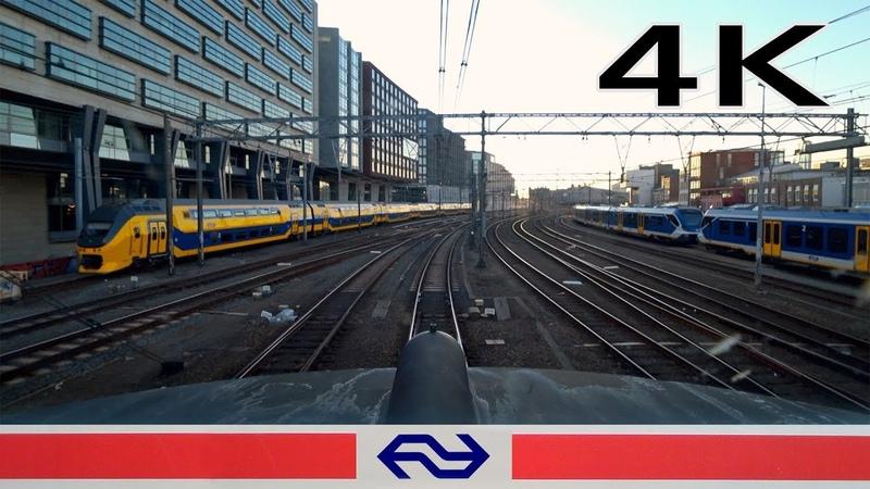 UITSLAG gratis dagkaarten 4K CABVIEW HOLLAND Amersfoort - Amsterdam ICM 2018