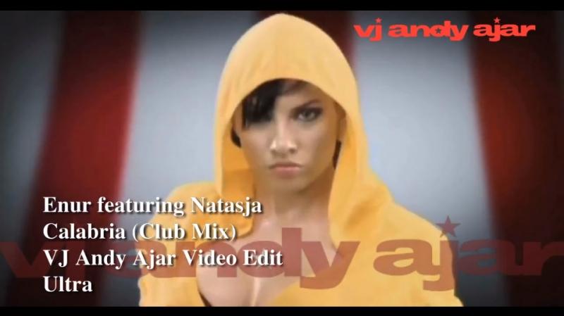 Enur feat. Natasja - Calabria (Club Mix)