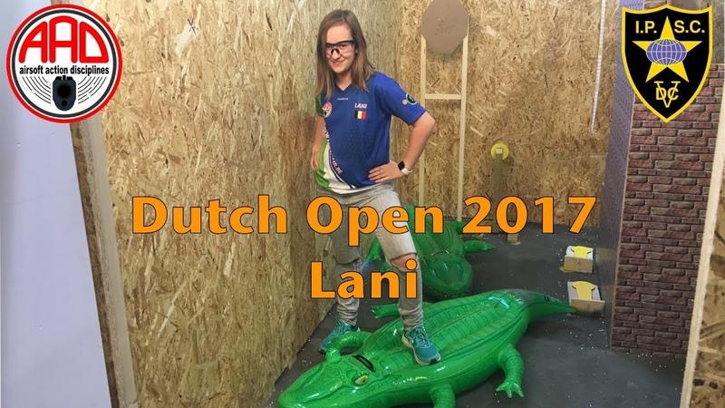 Dutch Open 2017 European IAPS Championship Lani