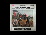 Ngozi Family - 45,000 Volts (Psychedelic Rock, Zamrock, Zambia, 1977, FULL ALBUM)