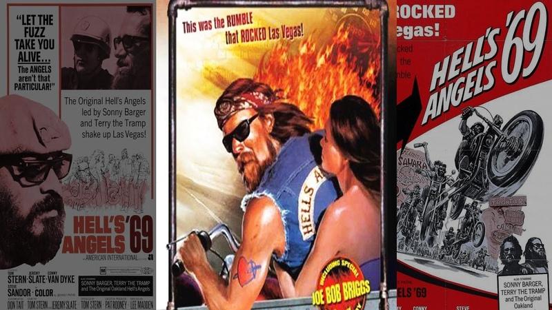 Ангелы ада `69 Один из лучших фильмов о байкерах всех времен и народов Боевик