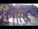 Танец Русь Россия на Дне посёлка