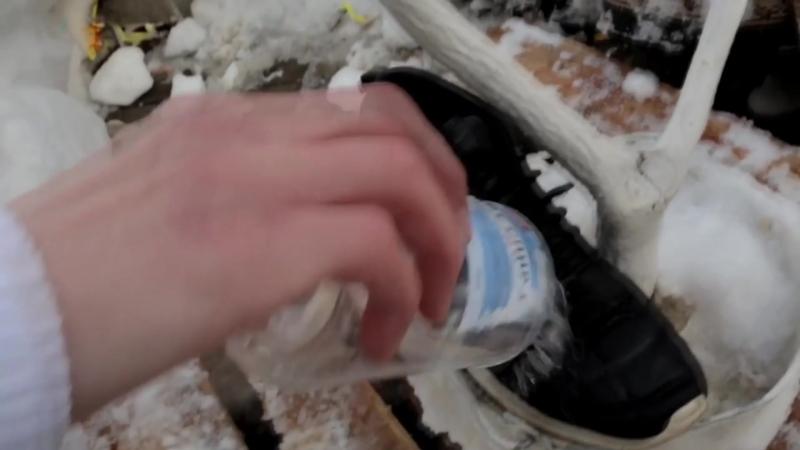 Денис Шварц сжигает рошики