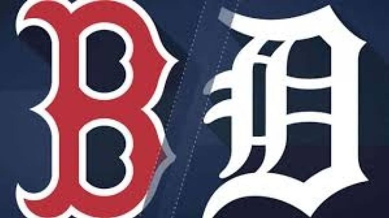 AL / 21.07.18 / BOS Red Sox @ DET Tigers (2/3)