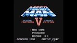 Mega Man 5 Second Strike Protoman Edition (NES) - Longplay