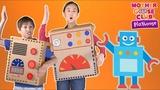 Rockin' Robot Mother Goose Club Playhouse Nursery Rhymes ABC Phonics &amp More Kids Songs