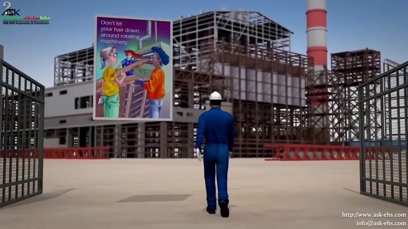An Animated approach to HSE Management Solutions (Male Voice)