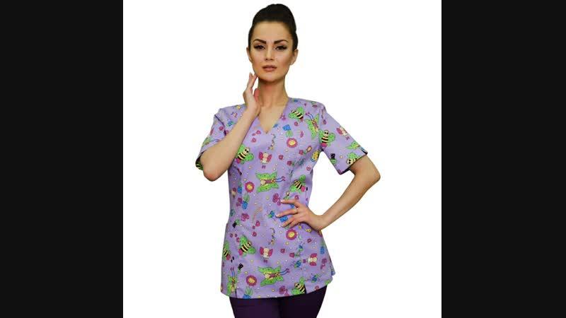Медицинская одежда Medis Moda
