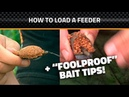 How to Load a Feeder FOOLPROOF BAIT TIPS!