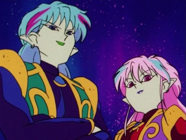 [MiraiDuB] Красавица-воин Сейлор Мун Эр / Bishoujo Senshi Sailor Moon R - 2 серия (MVO)