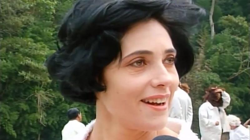 25 anos da novela A Viagem veja os bastidores (1994)