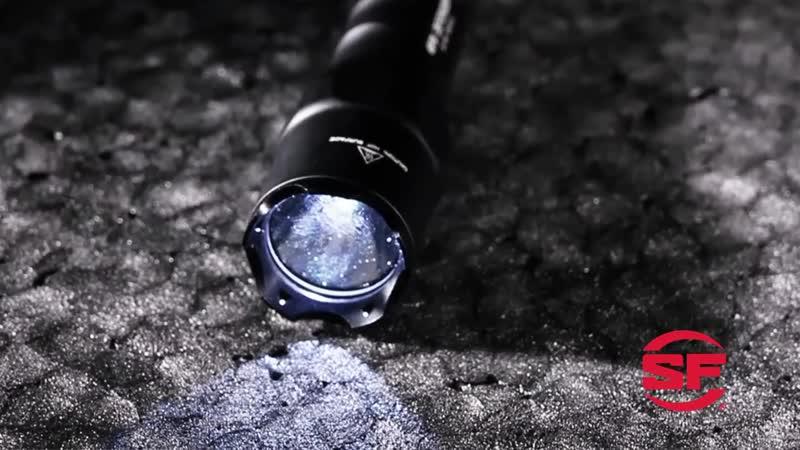 Новое поколение тактических фонарей SureFire