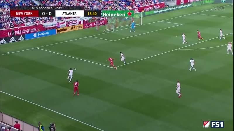 New York Red Bulls vs. Atlanta United - May 19, 2019 - MLS