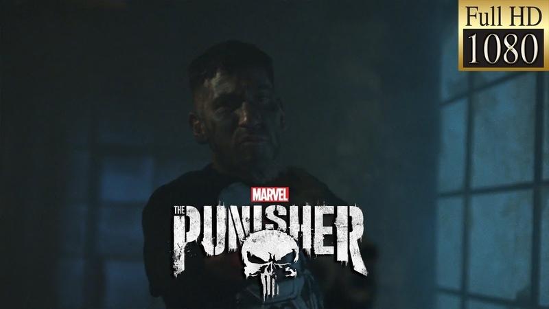 Punisher vs Soldiers   Каратель против Солдат   Сериал Каратель Часть 1