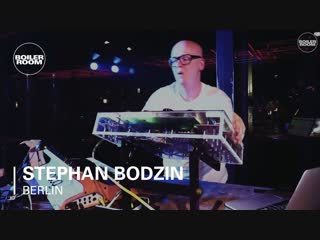 Deep House presents: Stephan Bodzin Boiler Room Berlin [DJ Live Set HD 720]