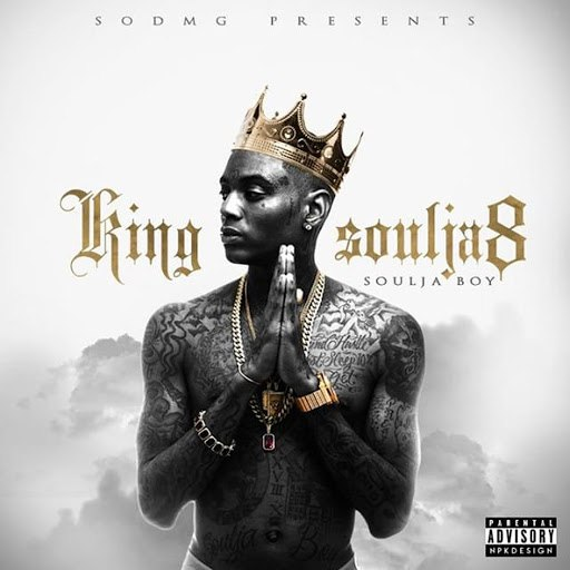 Soulja Boy альбом King Soulja 8