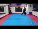 Taekwondo - Poomsae 7 (Chil Jang) Slow-motion Mirror