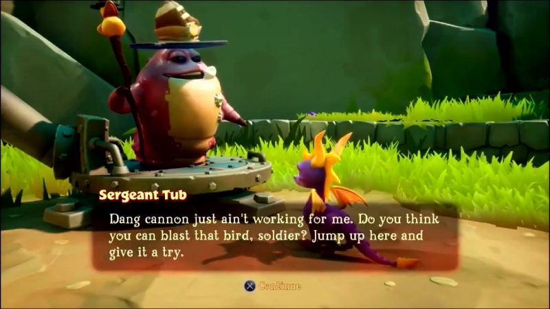 Zepher Gameplay posted on @SpyroTheDragon's Facebook page. - - SpyroReignitedTrilogy -