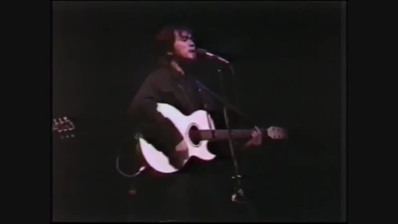 Виктор Цой и Юрий Каспарян – В Наших Глазах (Sundance Festival, USA, 25.01.1990)