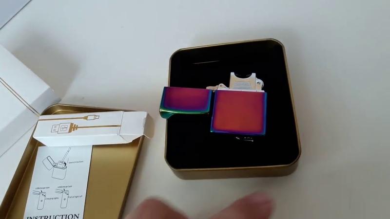 Электроимпульсная зажигалка электроимпульсная usb зажигалка в металлической упаковке