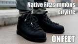 ONFEET Native Fitzsimmons 2.0 Citylite Blackout Review