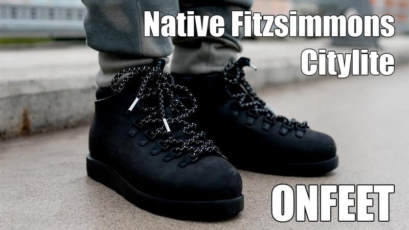 ONFEET Native Fitzsimmons 2 0 Citylite Blackout Review