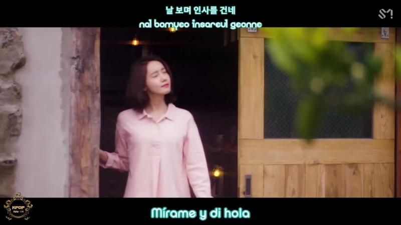 YOONA - To You - (Sub Español | Hangul | Roma)