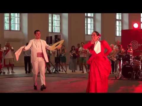 Nacional folklórico de conjunto Perú Manezh Rusia Выставка Перуанский дом Манеж